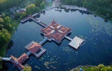 Достопримечательности озера Хевиз