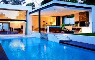 Особенности обслуживания домашнего бассейна