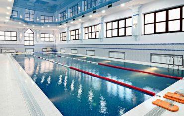 Специальный спортивный инвентарь для бассейнов